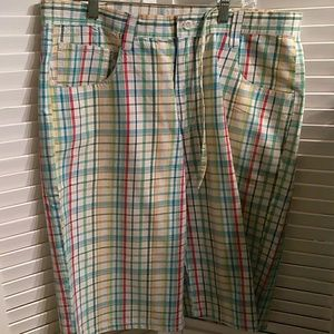 Multi Colored Men's Shorts by 4 Father's